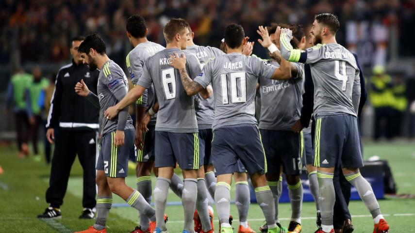 El Real Madrid, en busca de los cuartos de Champions