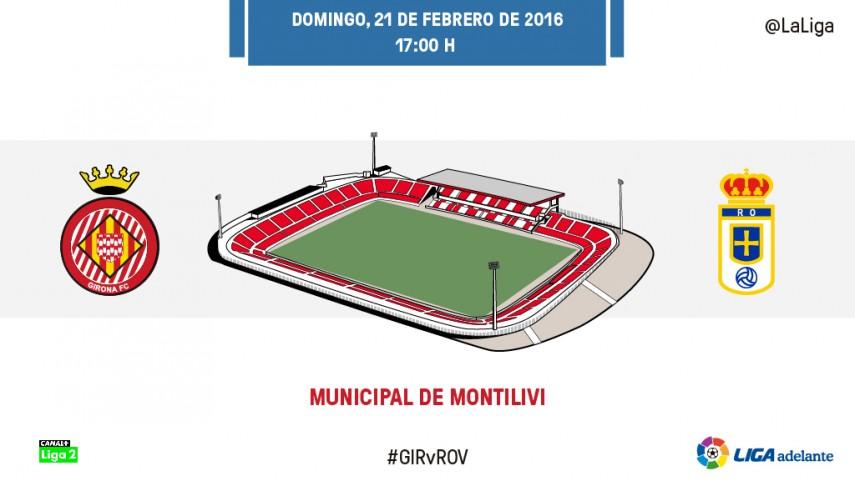 Toché contra el buen estado de forma del Girona FC