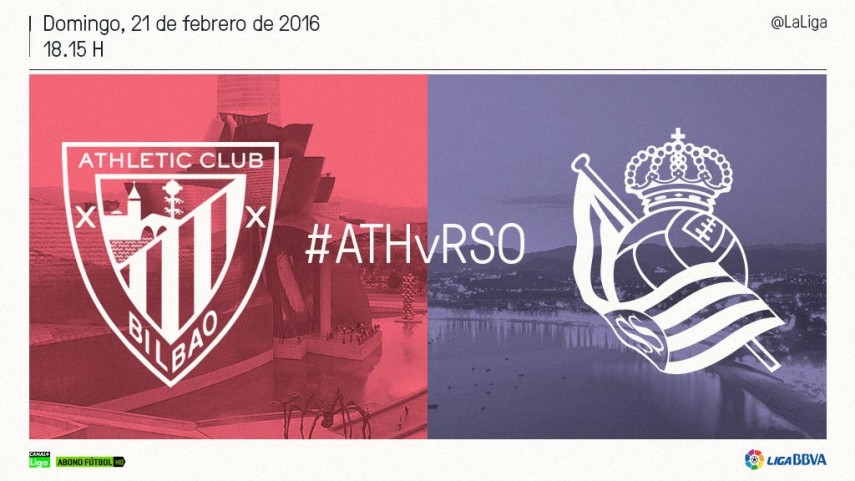 El Athletic desafía a una Real Sociedad en estado de gracia