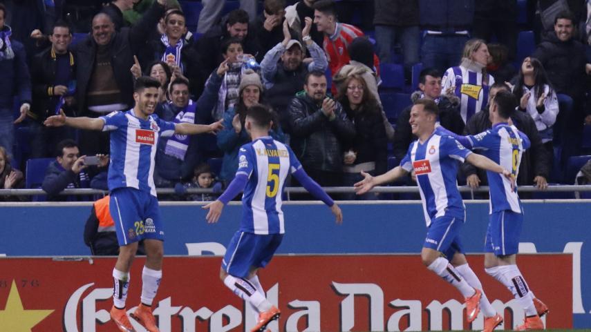 Asensio devuelve la ilusión al Espanyol