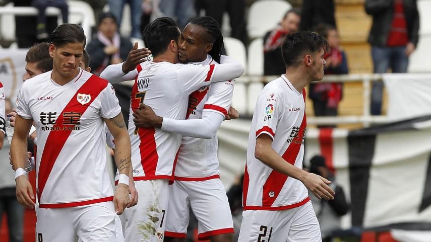 La fe del Rayo contrarresta al Sevilla