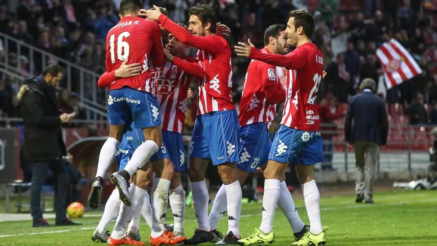 El mejor Girona de la temporada