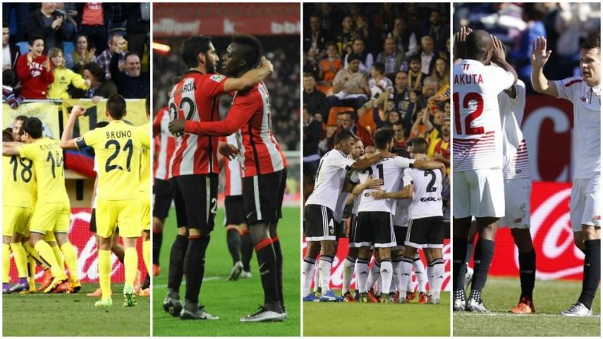 A por el pleno español en la UEFA Europa League