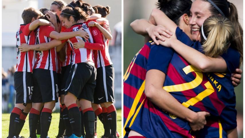 ¿Cuánto sabes del FC Barcelona - Athletic femenino?