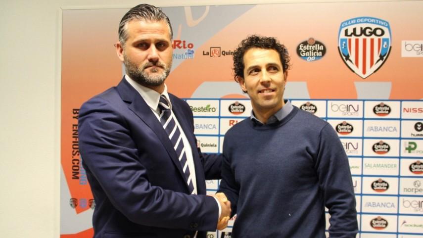 José Antonio Durán, nuevo entrenador del CD Lugo