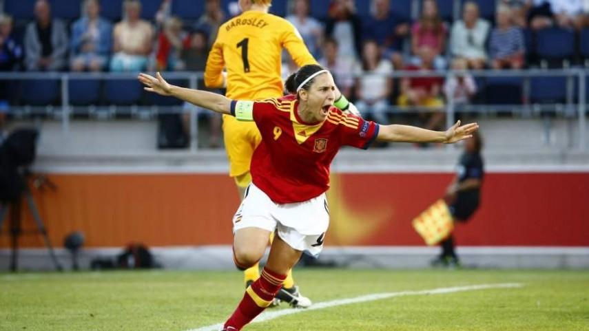 Vero Boquete, una vida ligada al fútbol