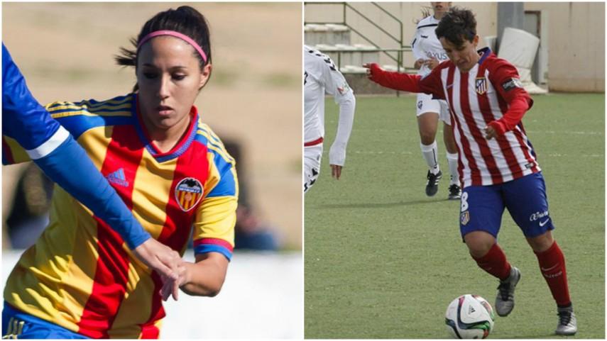 Maripaz y Soni, máximas goleadoras de la Primera División Femenina