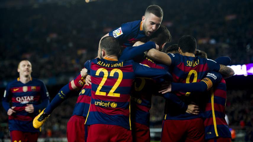 Remontada ante el Sevilla FC y 34 partidos consecutivos sin perder