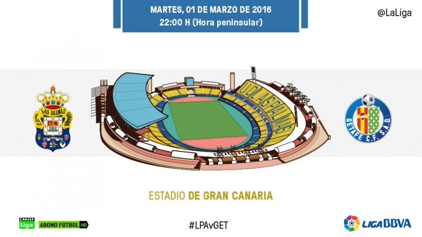 Cruce de estados de ánimo en el Estadio de Gran Canaria
