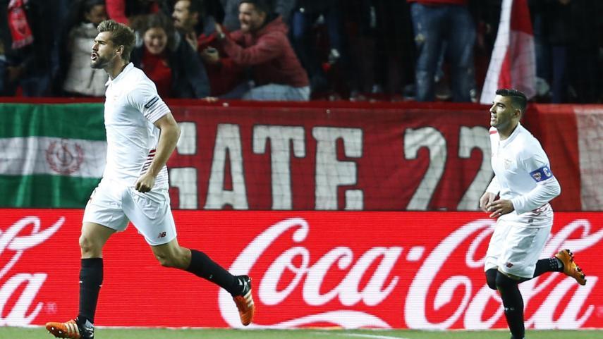 El Sevilla continúa imparable en el Pizjuán