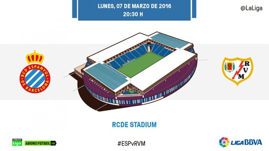 Manucho desembarca en el RCDE Stadium