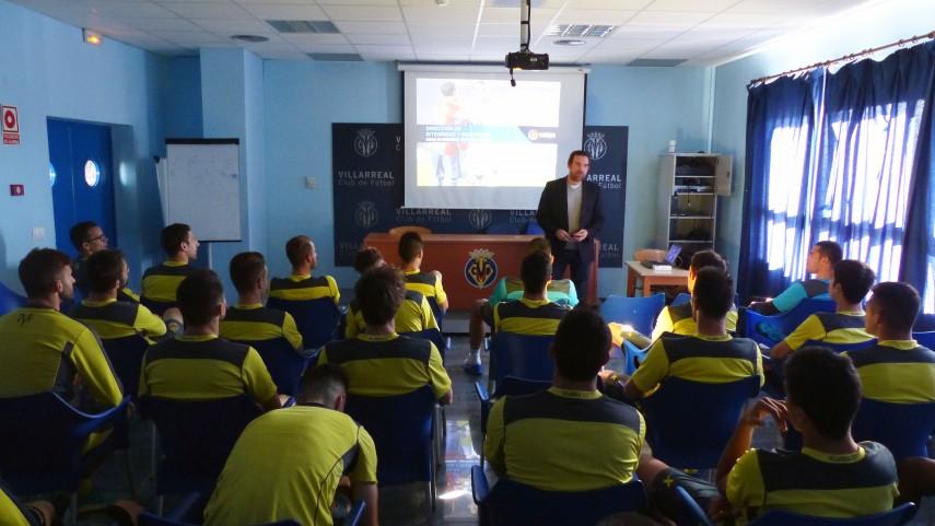Los talleres de integridad de LaLiga visitan al Villarreal CF y al RC Celta