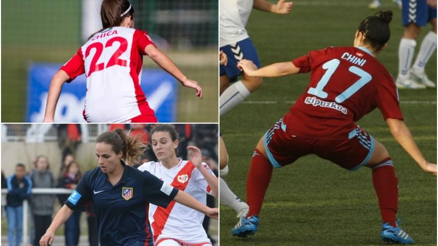 El porqué de los apodos de la Primera División Femenina
