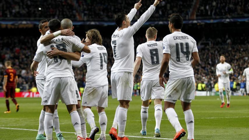 El Real Madrid saca el billete para cuartos de final de la Champions League