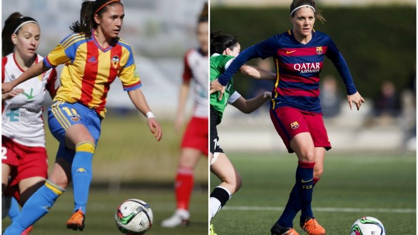 Duelo de capitanas: Natalia Gaitán vs Ruth García