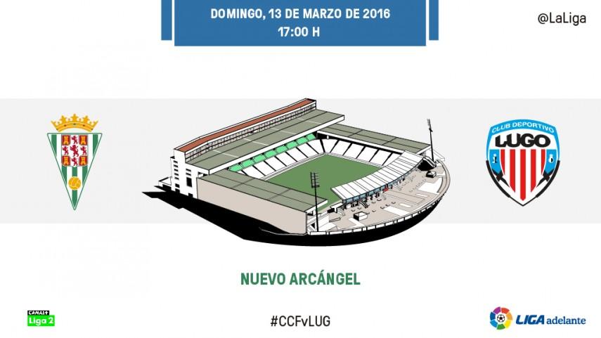 El Córdoba quiere volver a ganar ante su afición