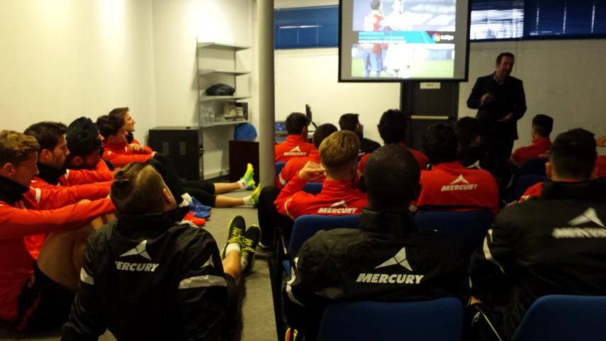 Comienzan los seminarios de integridad al fútbol base de los 42 clubes que forman LaLiga
