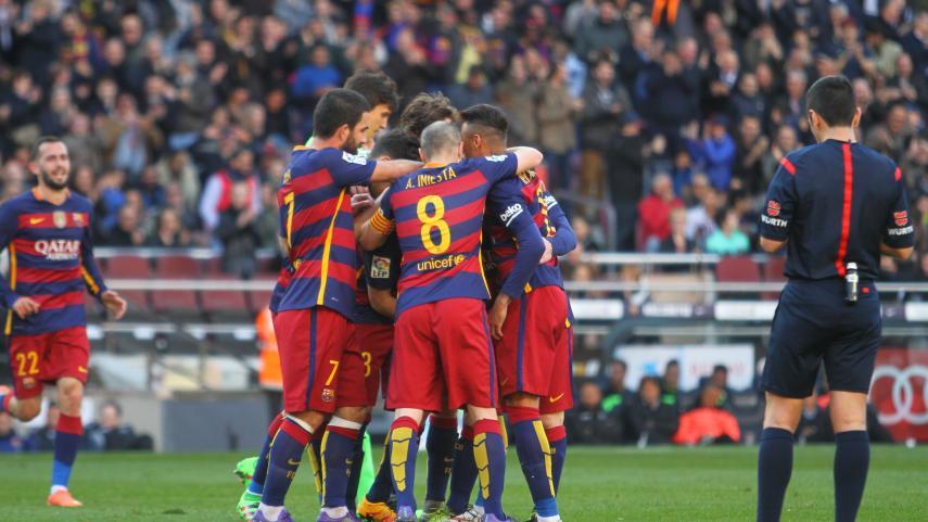 El FC Barcelona no da opciones al Getafe