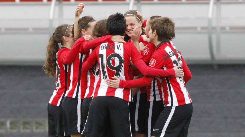 El Athletic se aferra al liderato de la Primera División Femenina