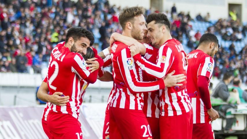 Calendario completo del UD Almería para la temporada 2016/17