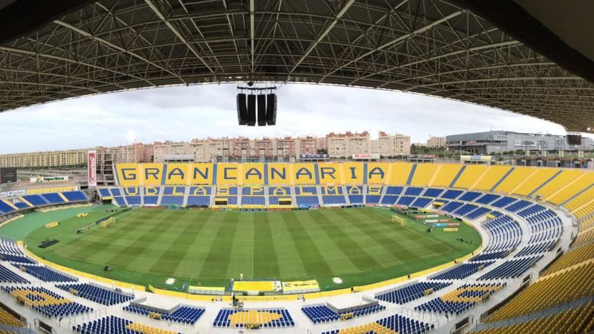 Estadio de Gran Canaria, el renovado hogar de la UD Las Palmas