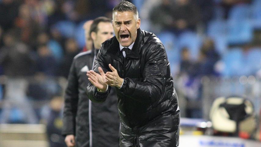 Lluís Carreras, nuevo entrenador del Nàstic