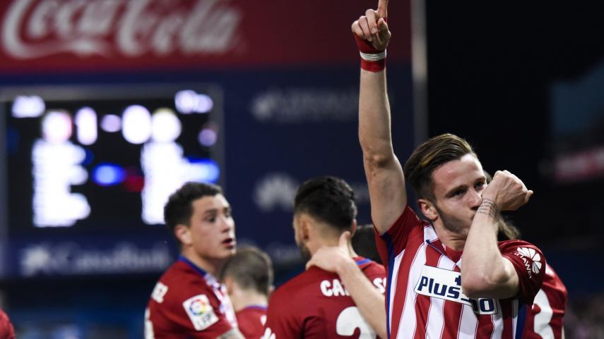 La efectividad del Atlético de Madrid le da los tres puntos