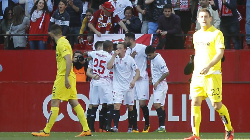 El Sevilla se lleva un duelo vibrante y sueña con la cuarta plaza