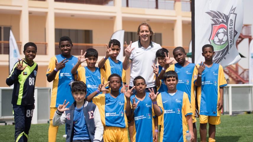 Los torneos UAE School & Street Cups ya conocen a sus finalistas