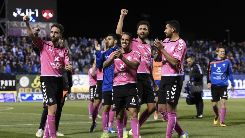Tenerife end Leganes's unbeaten home record