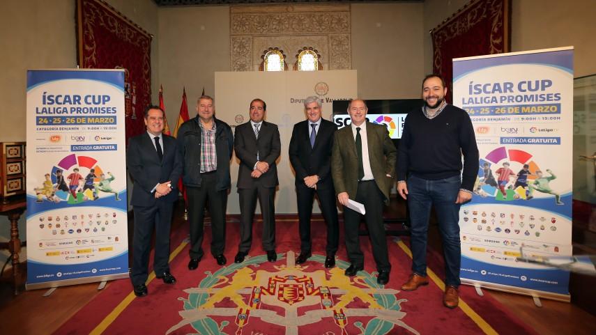 LaLiga Promises se une a la prestigiosa Íscar Cup