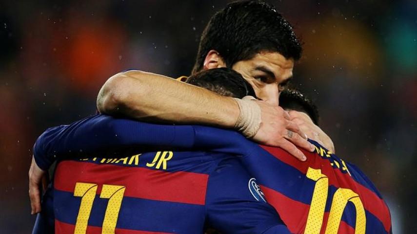 El FC Barcelona completa la terna de españoles en los cuartos de Champions