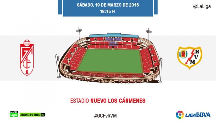Mucho más que tres puntos en juego en Granada