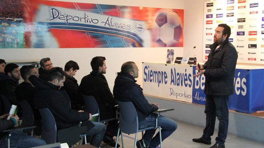 D. Alavés, Getafe CF, Albacete B y F. Albacete acogen el taller de integridad de LaLiga