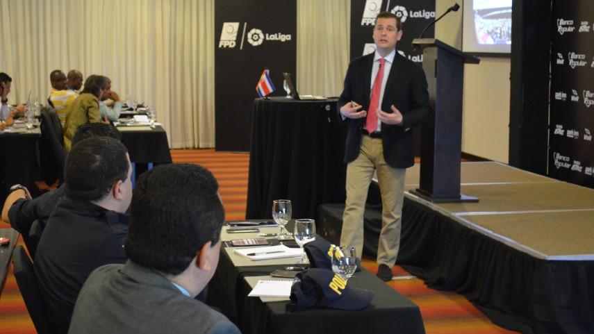 LaLiga, referencia en materia de seguridad e integridad en Costa Rica
