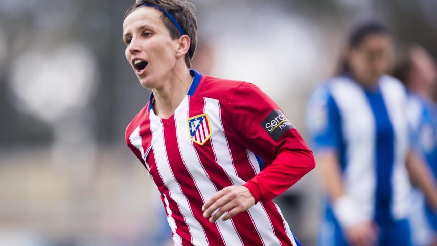 Sonia Bermúdez, máxima goleadora de la Primera División Femenina una semana más
