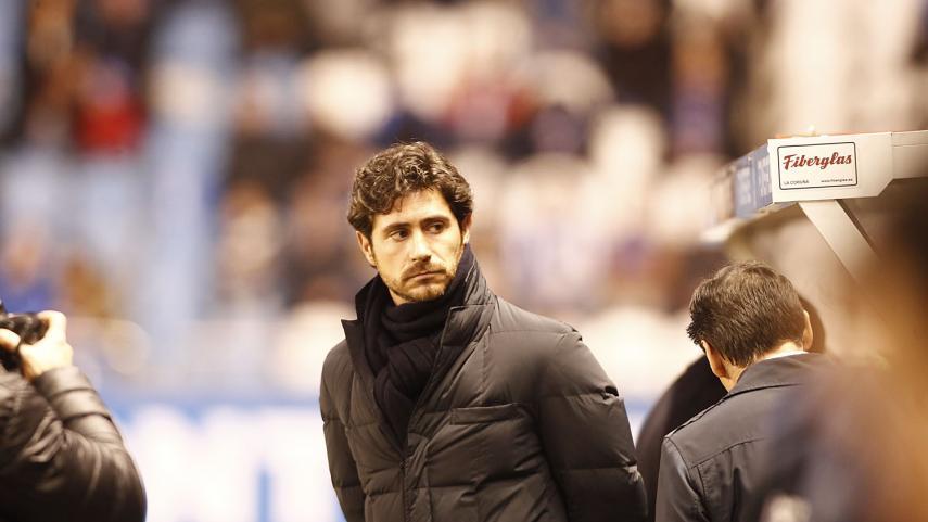 Víctor Sánchez del Amo sustituye a Poyet al frente del Betis