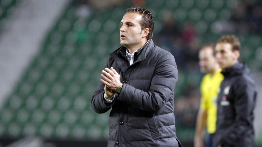 Rubén Baraja, nuevo entrenador del Rayo Vallecano
