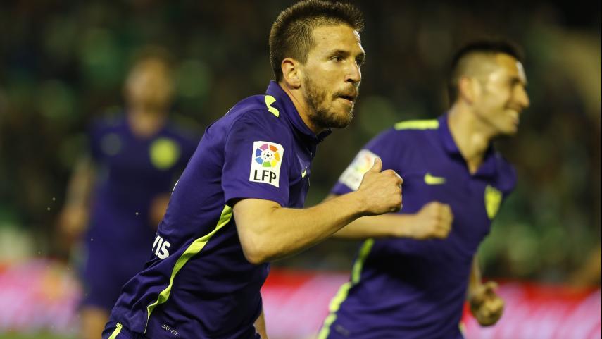 Camacho da la victoria al Málaga