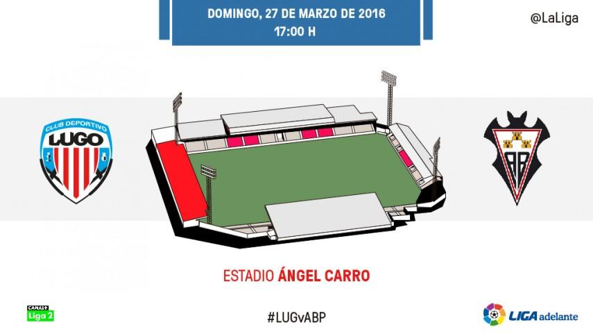 Duelo de necesidades en Lugo