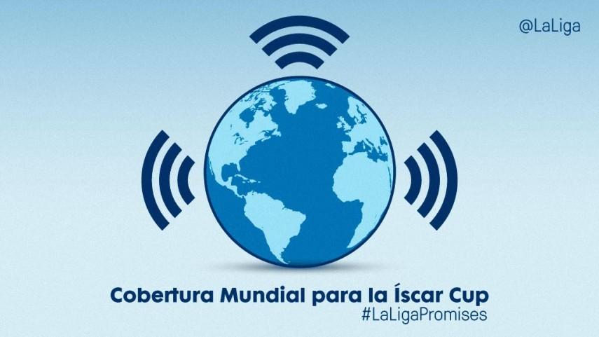 La Íscar Cup será retransmitida mundialmente