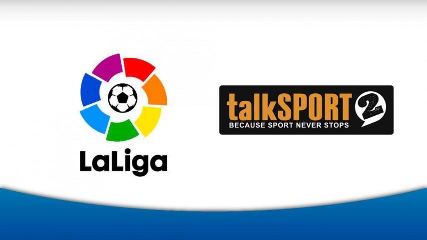 talkSport 2 se hace con los derechos de LaLiga