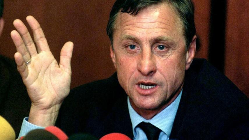 La vida de Cruyff, a través de diez frases