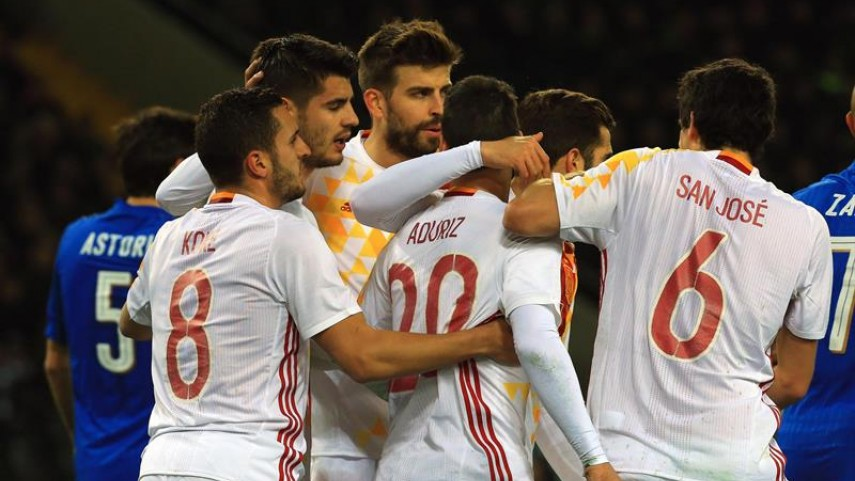 Rumanía, nuevo examen para España