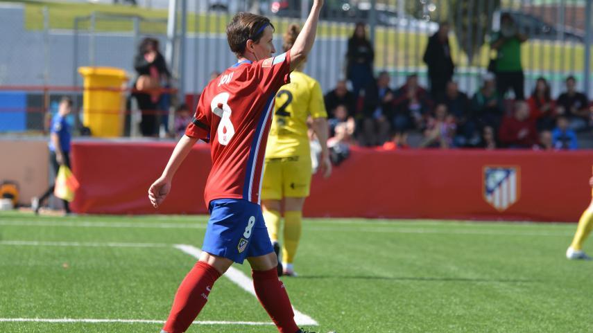 Sonia Bermúdez se mantiene como máxima goleadora de la Primera División Femenina