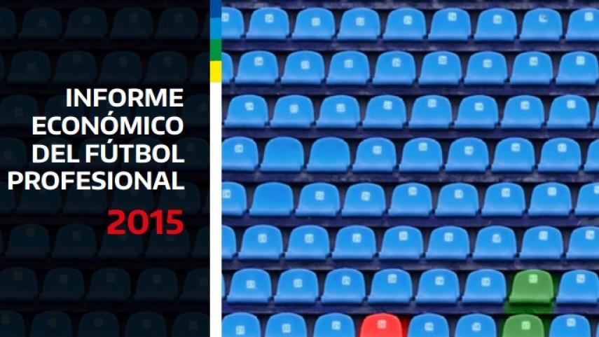 LaLiga presenta el Informe Económico del Fútbol Profesional 2015