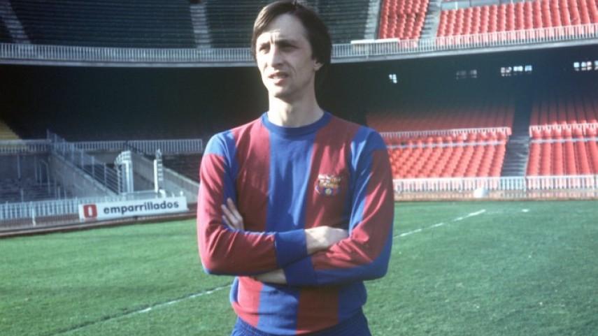 El Barça homenajeará a Cruyff durante  ElClasico  31d56c4f67a