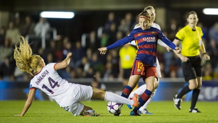 El FC Barcelona cae eliminado ante el PSG en cuartos de la Champions League Femenina