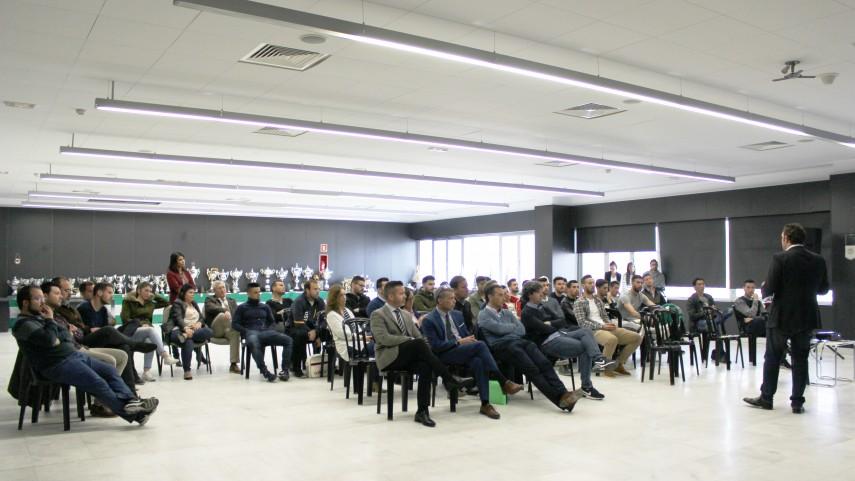Seis nuevos clubes acogen el taller de integridad de LaLiga