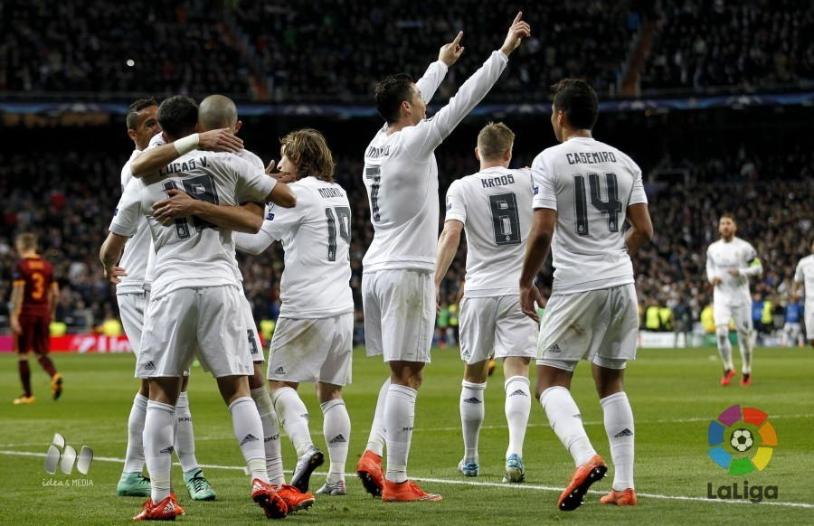 92 second half ends, real madrid 2, barcelona 3 0 match ends, real madrid 2, barcelona 3 lionel messi